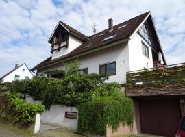 Holiday Apartment Bombach, Kenzingen