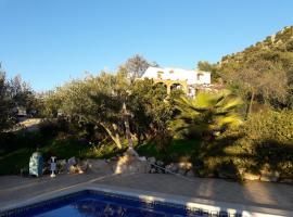 Casa Andalouse, Comares