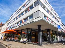 zeitwohnhaus SUITE-HOTEL & SERVICED APARTMENTS, Erlangen