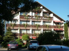 Hotel-Pension Sabine, Bad Bevensen