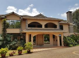Spurwing Guest House, Nairobi