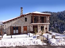 Kali Thea Guesthouse, Valtessiniko