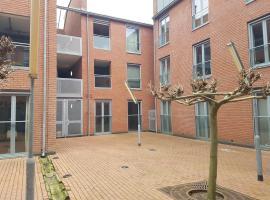 Exclusief appartement Mariastraat