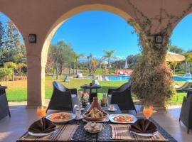 Villa Marco Au jardin des senteurs, Marrakesh