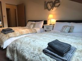 Country Penthouse Retreat, Keighley