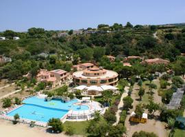 Hotel Residence Solemare, Capo Vaticano