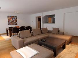 Spacious Apartment, Ixelles
