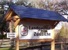 Landgasthaus Zur Eiche