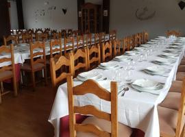 Hotel-Residencia Alvargonzález, Vinuesa