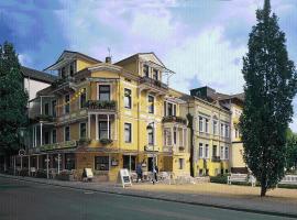 Hotel an der Hauptallee, Bad Pyrmont
