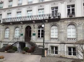 Palais D'Etigny, Saint-Mamet