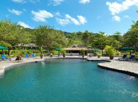 Rosalie Bay Resort, Rosalie