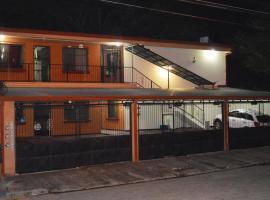 Apartamentos Nayuribe del Diriá, Liberia