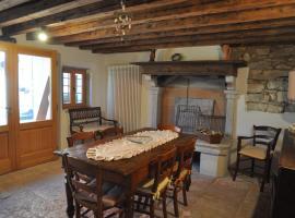 Casa del Sale, Lusiana