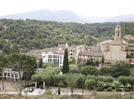 Casa de Colònies de Vallclara, Vallclara