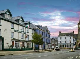 The Wynnstay, Machynlleth