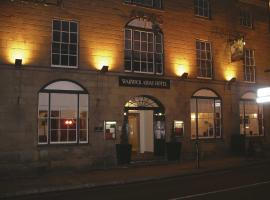 The Warwick Arms Hotel, Warwick