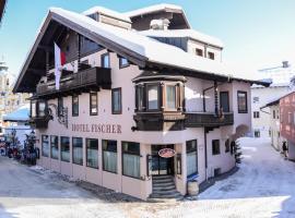 Hotel Fischer, Sankt Johann in Tirol