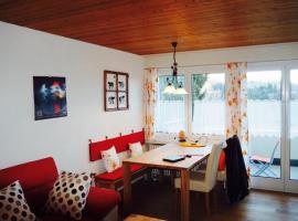 2 Zimmer Wohnung, Wildhaus