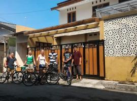 Maqmil Homestay, Prambanan