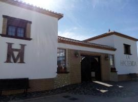La Hacienda del Marquesado, Guadix