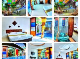 Angela Resort, Ban Pak Nam Pran