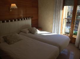 Hostal La Placeta, Camprodon