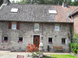Holiday Home Steentevelderhof, Montzen