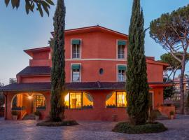 Resort La Rocchetta, La Giustiniana