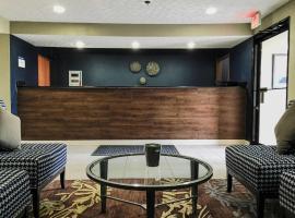 Best Western Executive Inn- Mount Gilead, Pulaskiville