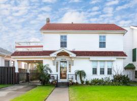 Avenue T Coastal Home in Galveston Home, Galveston