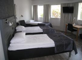 Hotelli Marilyn, Harjavalta