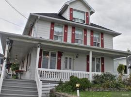 Maison du Naufragé, Carleton sur Mer