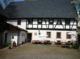zum Frongut, Burgstaedt