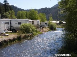Red River RV Park, Red River