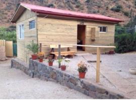 Cabaña Olmue, Quebrada de Alvarado