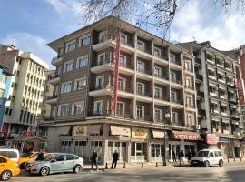 Tari̇hi̇ Cicek Otel, Ankara