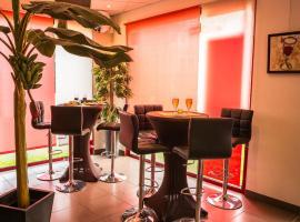 Inter Hotel Ascotel MACC'S Lille Grand stade, Villeneuve d'Ascq