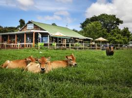 Natures Way Farm Cottage, The Crags