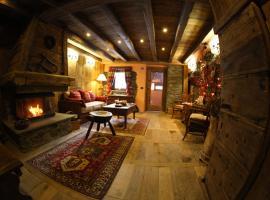 La Luge D'Antan Chambres d'Hôtes, Brusson