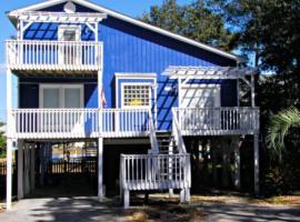 Banks Landing Home, Oak Island