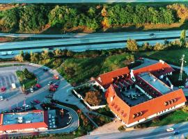 Motorest a Motel Rohlenka Austerlitz, Tvarožná