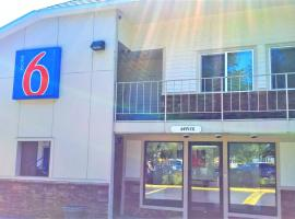 Motel 6 McMinnville, McMinnville