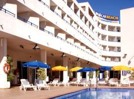 Hotel Apartamentos Mojácar Beach