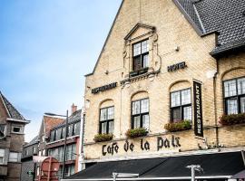 Hotel De La Paix, Poperinge