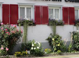 Restaurant Blume, Sanktgallene
