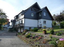 Pension Haus Linden, Winterberg