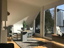 House in House Apartment, Düsseldorf