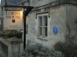 Lorne House Bed & Breakfast, Box