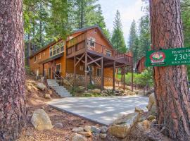 Bears Den & Little Bear, Yosemite West